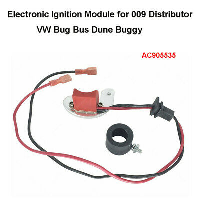 $23.69 • Buy Electronic Ignition Module For 009 Distributor Buggy Bus Dune Bug Spark AC905535
