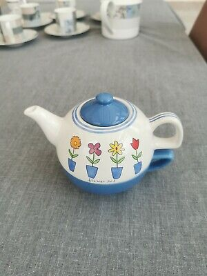 Tea For One Teapot & Cup • 3.20£