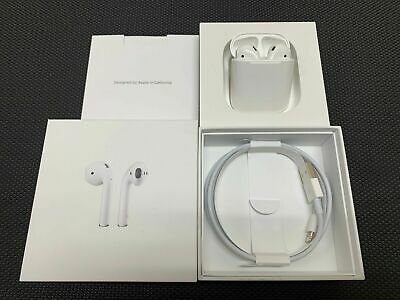 AU67 • Buy Apple AirPods 2nd Generation Headphone With Wireless Charging Case AU Stock