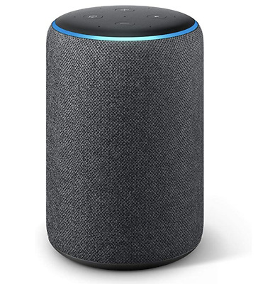 AU209 • Buy Amazon Echo Plus (3rd Gen) Smart Speaker With Smart Home Hub Charcoal Woofer New