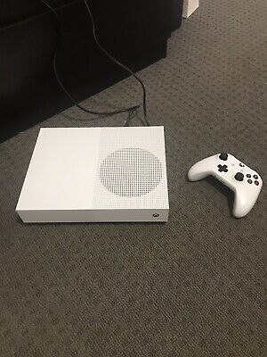 AU207.50 • Buy Microsoft Xbox One S 1TB White Console With 1 Game.