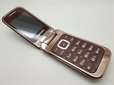 Samsung GT C3520 Red (Unlocked) Mobile Phone • 34.95£
