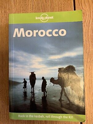 £2 • Buy Lonely Planet - Morocco - Travel Back Packing Birth Africa - Atlas Mountains