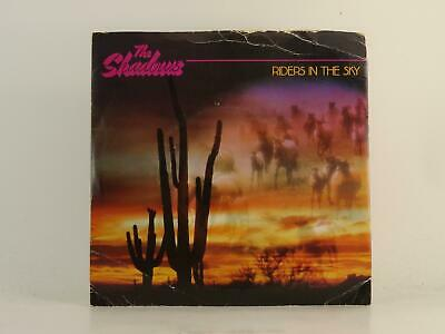 THE SHADOWS RIDERS IN THE SKY (3) (78) 2 Track 7  Single Picture Sleeve EMI • 3.41£