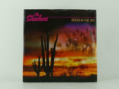 THE SHADOWS RIDERS IN THE SKY (23) 2 Track 7  Single Picture Sleeve EMI • 3.41£