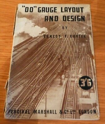 Model Railway  00  Gauge Layout & Design, 1950's, Railway Model, Memorabilia  • 1.60£