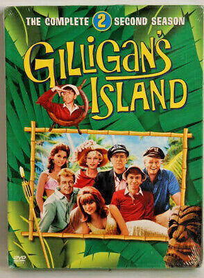 £9.03 • Buy Gilligans Island - The Complete Second Season (DVD, 2005, 3-Disc Set)