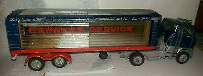 1970's * Vintage * Corgi Major Toys Ford Articulated 1137 Express Services Lorry • 29.99£