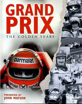 🎟Grand Prix: The Golden Years DVD (1999)🎟 • 1.45£