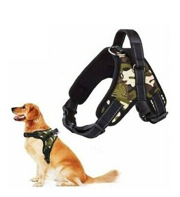 £10.79 • Buy TAIL UP No Pull Dog Harness  Breathable Vest For Outdoor Walking, Camouflage