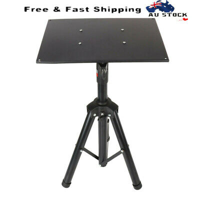 AU48.35 • Buy Tripod Stand For Projector Laptop Adjustable Floor Laptop Stand Holder W/ Tray