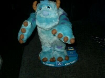 Monsters Inc University Story And Scare Talking Moving Sully Soft Toy  • 12.50£