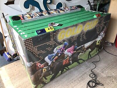 TS Horse Racing Simulator 4 Player. Suitable For Corporate And Party Hire. • 2,450£