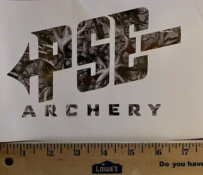 $9 • Buy PSE Archery Decal Bow Hunting Decal Sticker Window Decal
