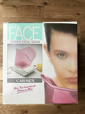 Pifco Carmen Facial Sauna - Two Heat Levels • 4.75£