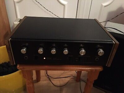 Vintage Sansui AU-101 Solid State Stereo Amplifier Tested & Working • 75£