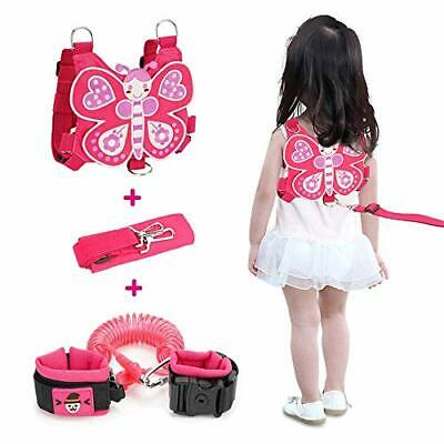 Lehoo Castle Toddler Rein For Walking, Baby Rein Anti Lost Safety Wrist Link For • 35.99£