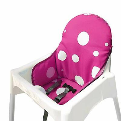 £14 • Buy Highchair Seat Covers Insert Mat Cushion Washable Foldable Baby Ikea Antilop UK