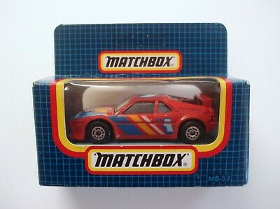 AU5.99 • Buy Matchbox MB-52 BMW M1, 1987, Made In China, Unopened Old Shop Stock.