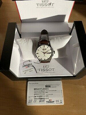 Tissot Heritage Visodate Mens Automatic Watch, T019.430.11.031.00 • 74£