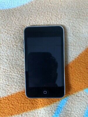 Apple IPod Touch 2nd Generation Black (8GB) - Good Condition, Bargain! • 13.95£