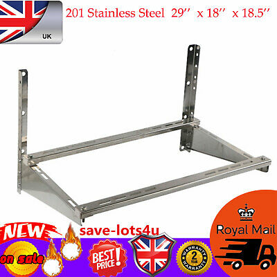 Stainless Steel Bracket For Air Conditioner Wall Mount Galvanized Steel Bracket • 58.99£