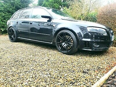 2007 Audi RS4 Avant 4.2 V8 Quattro 420 Bhp. Cheapest Avant On The Net! PX SWAP • 10,795£