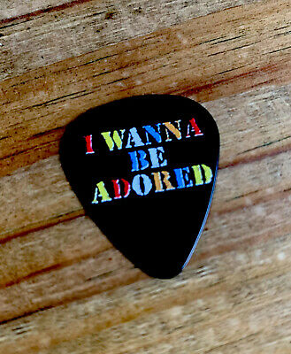 The Stone Roses I Wanna Be Adored Casual Guitar Pick • 2.99£