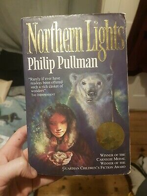 Northern Lights By Philip Pullman (Paperback Book 1996) • 1.40£