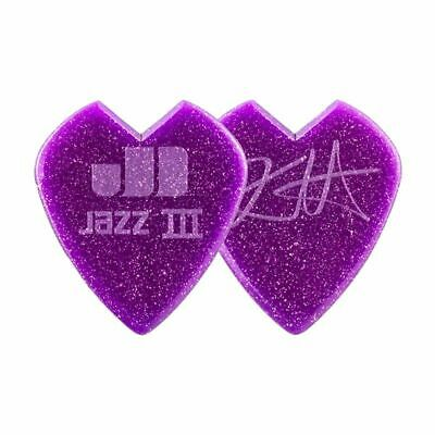 $ CDN6.35 • Buy Electric Acoustic Guitar Picks John Petrucci Signature Jazz III 1.38mm 1pcs
