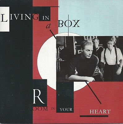 Living In A Box - Room In My Heart - 7  Vinyl Record • 2£