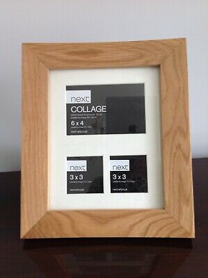 Next  - Solid Wood Collage Picture Frame • 10.99£