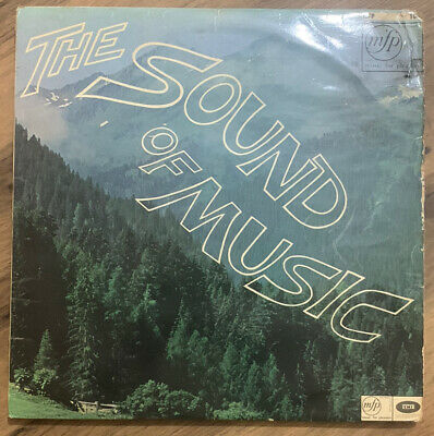 Rodgers & Hammerstein- The Sound Of Music- Vinyl Record • 1.99£