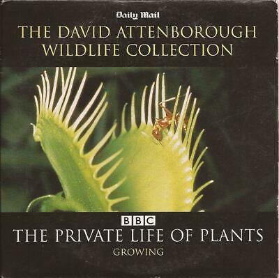 £1.50 • Buy David Attenborough - The Private Life Of Plants - Growing - Uk Promo Dvd (2006)