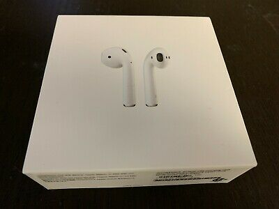 $ CDN2.53 • Buy Apple AirPods 2nd Generation With Charging Case Latest Model - White - MV7N2AM/A