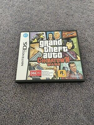 AU10 • Buy Grand Theft Auto: Chinatown Wars - Nintendo DS - Nintendo DS Game