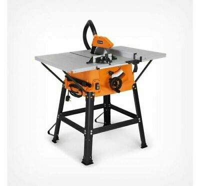 £174.44 • Buy Electric Table Saw Bench Stand Circular Mitre Cuts Carbide Tipped Blade Wood MDF