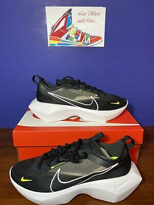 $ CDN74.98 • Buy RARE!! Nike Vista Lite Womens Running Shoes Black White Lemon Venom Size 11