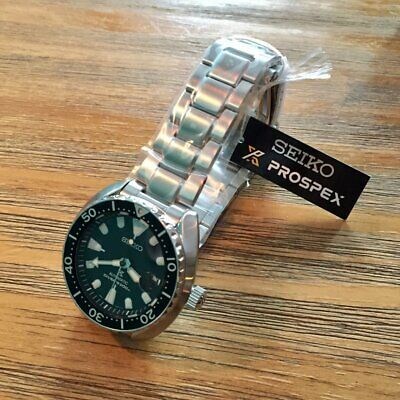 $ CDN538.86 • Buy SEIKO Prospex MINI Turtle SRPC35K1 Automatic 200m Diver Black !