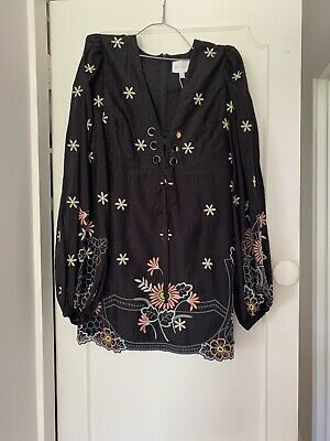 AU80 • Buy Alice Mccall Honeycomb Mini Dress, Size 12. New With Tags RRP $425