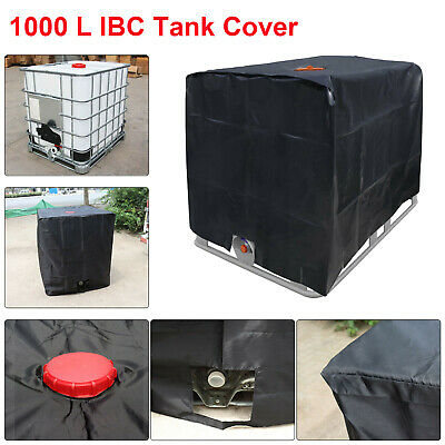 IBC 1000 Liters Protective Hood Cover For Rain Water Tank Container Foil Cover • 19.39£
