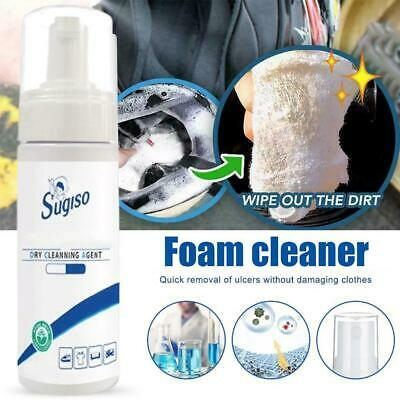 Dry Clean Spot & Stain Remover Cleaner Spray 150ML Simply Spray On Brus L6C0 • 2.96£
