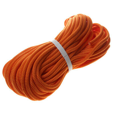 Outdoor Escape Fire   Tree Climbing Rappelling Auxiliary Rope Cord 30M • 27.96£