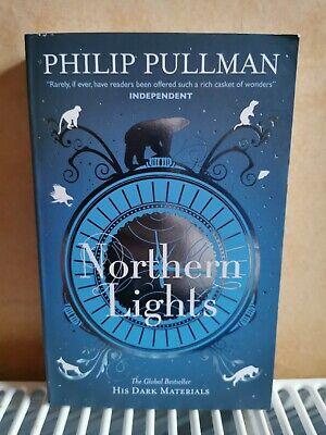 New! Northern Lights By Philip Pullman Paperback Book His Dark Materials  • 4£