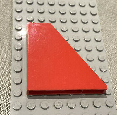 £1.99 • Buy LEGO PART 30249 RED 55. 6 X 1 X 5 SLOPES X 1 From Lego City Space Centre 3368.