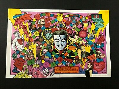 $22.95 • Buy Milk And & Cheese's Stupid Little + Madman Boardgame SCARCE 1990's