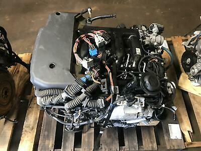 $4700 • Buy 09-13 BMW X5 3.0L TWIN TURBO DIESEL ENGINE MOTOR ASSEMBLY 128K MILES M57 E70 E71