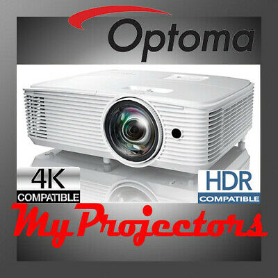 AU1619 • Buy Optoma Gt1080hdr Short Throw Home Theater Projector Gaming New Hdr Compatible