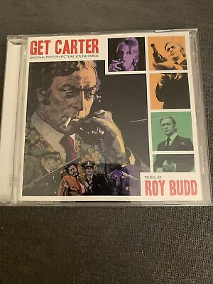 Roy Budd Get Carter CD Michael Caine Euro Crime Soundtrack • 7.96£