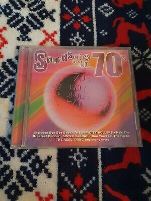 Various ‎- Sounds Of The 70's - UK 1998 Time Music CD Album • 7.99£